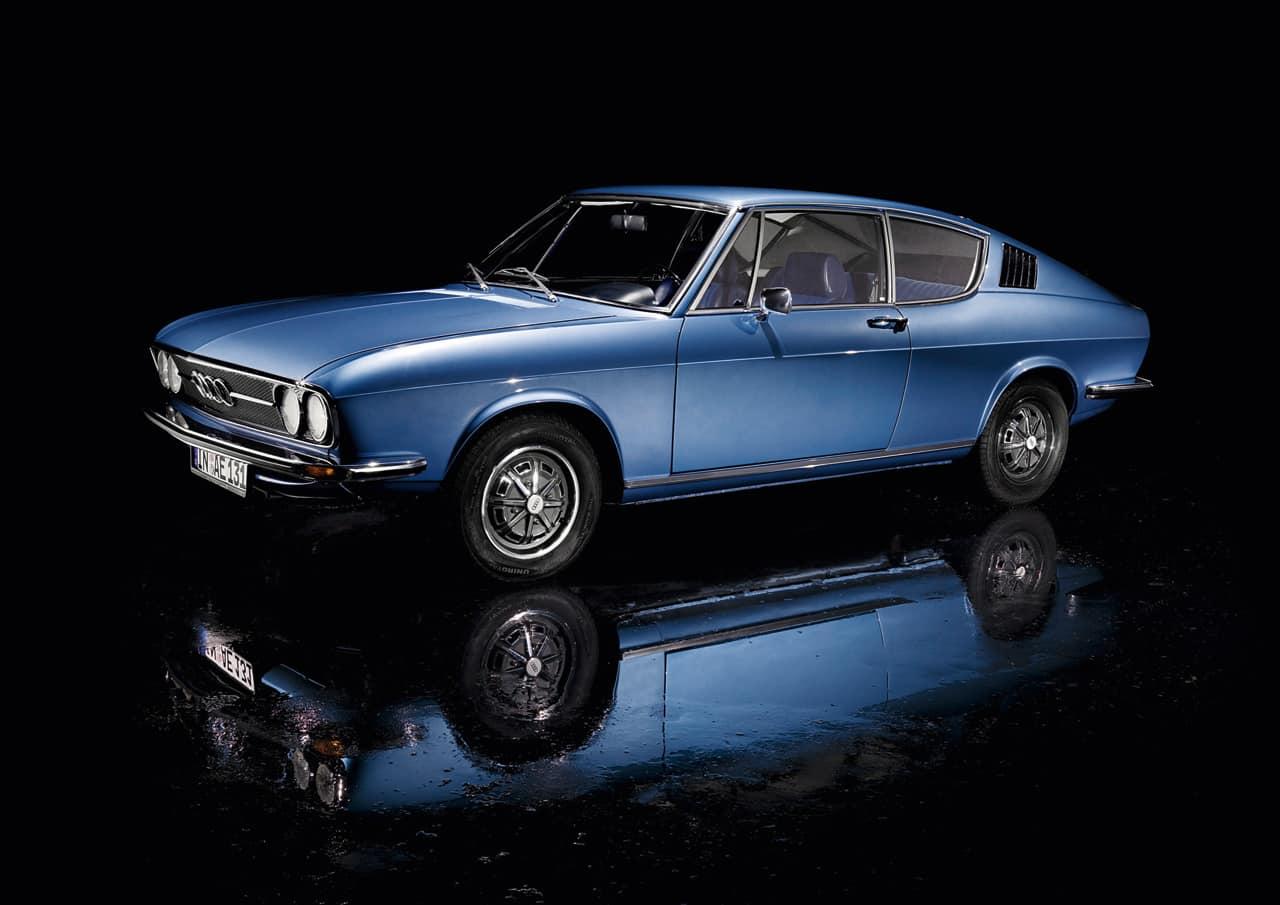 Classic car Audi 100