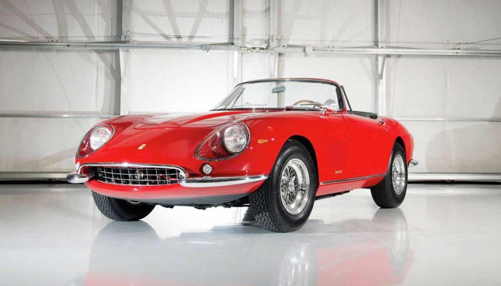 1967 Ferrari 275 GTS NART Spyder
