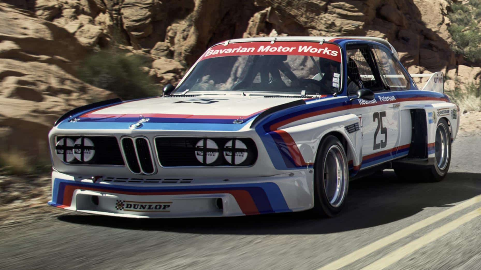 BMW CSL AKA BMW E CARLASSIC - 1975 bmw 3 0 csl