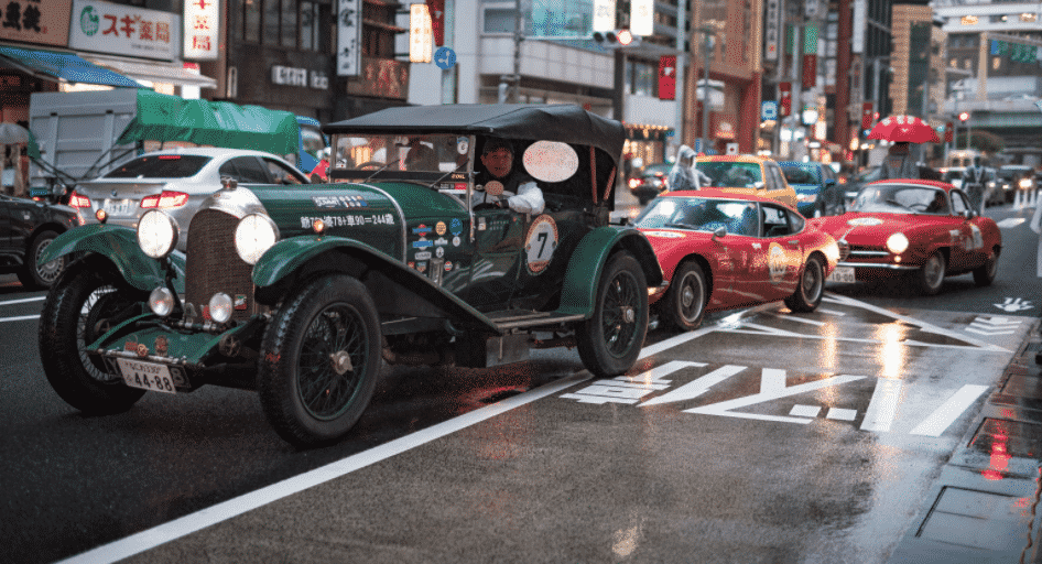 1926 Bentley 3L Speed Model
