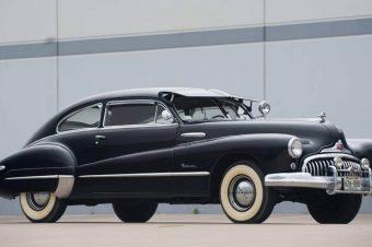 Classic 1946 Buick Roadmaster Sedanette