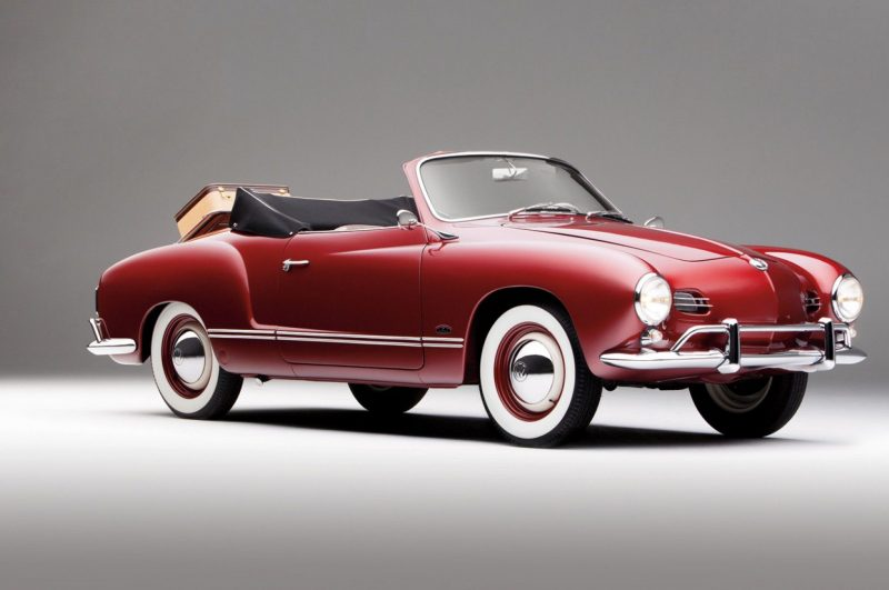 Volkswagen Karmann Ghia – Post World War II