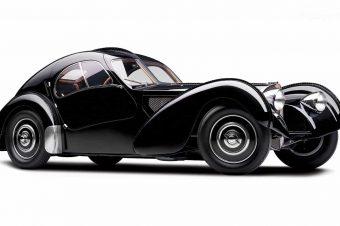Ralph Lauren's $40 million Bugatti