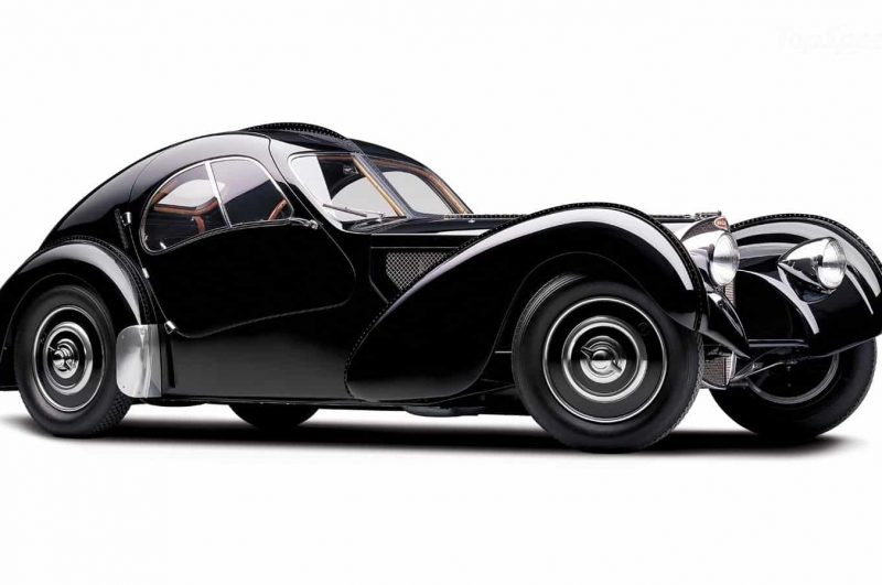 Ralph Lauren's $40 million Bugatti