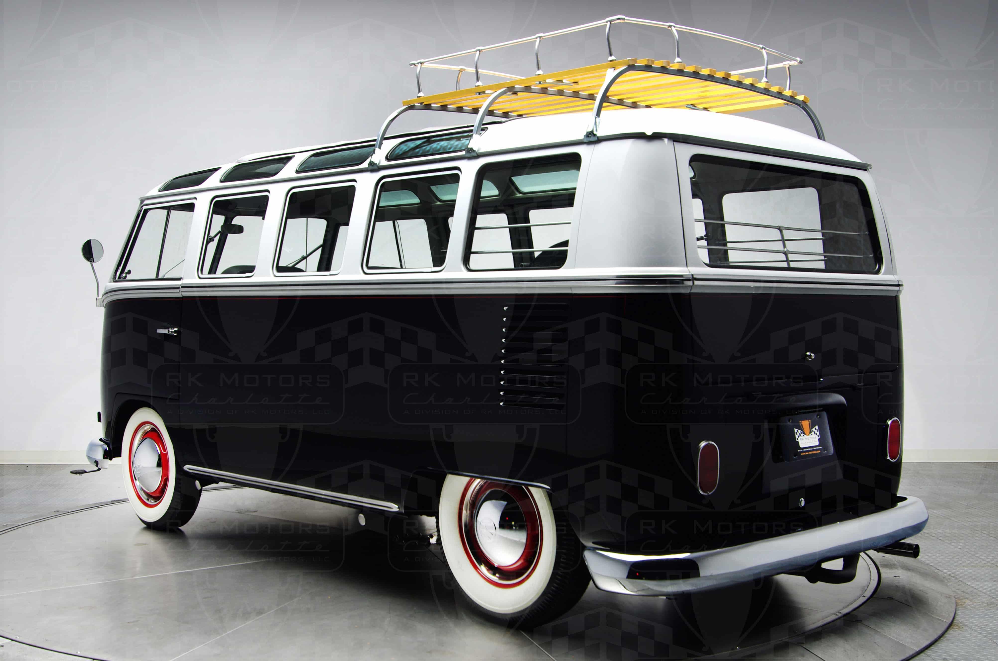 Volkswagen Microbus 21-Window