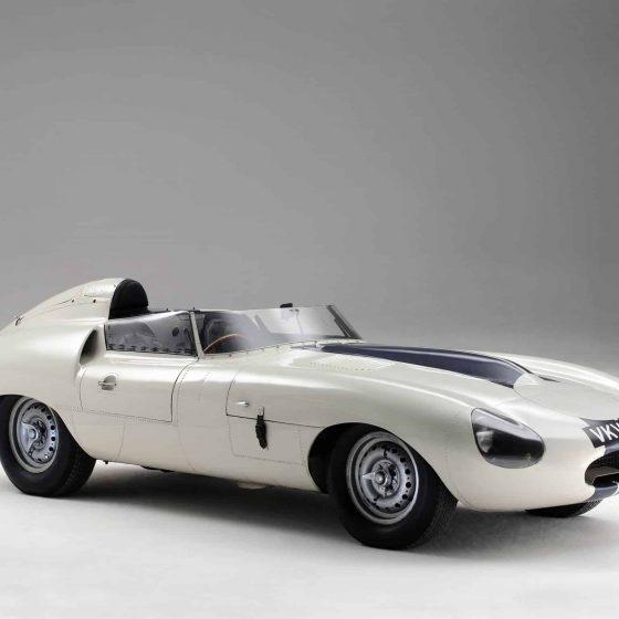 Jaguar E2A