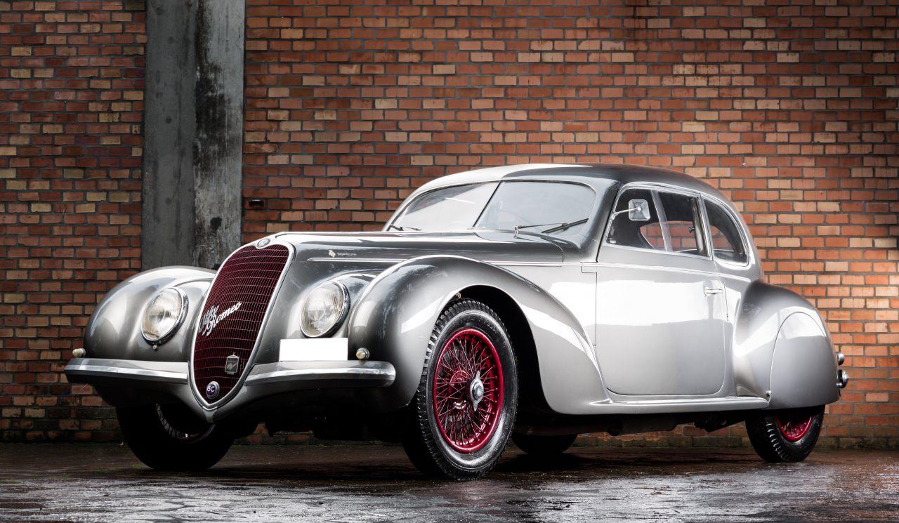 The Postwar 1946 Alfa Romeo 6c 2500 Carlassic