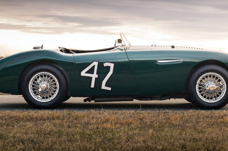 The Big Healeys – Austin-Healey Models