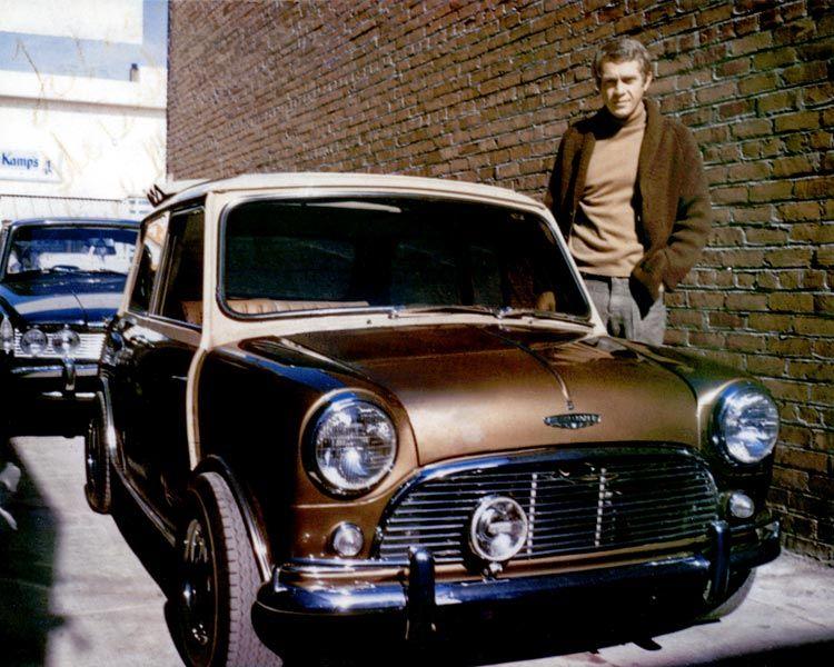 1961 Austin, Mini Cooper S