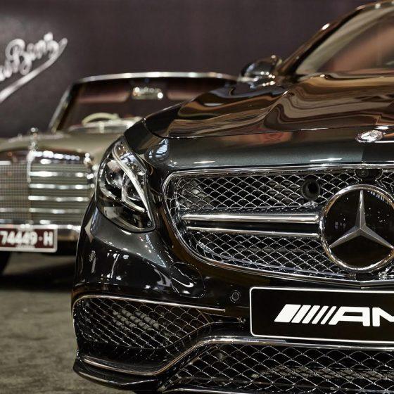 Motorclassica Mercedes-Benz