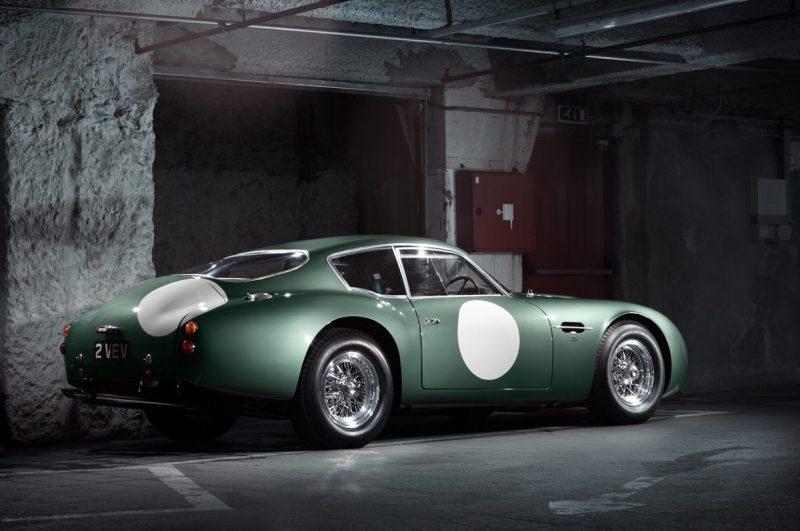 Lighter and Faster – Aston Martin DB4 GT Zagato