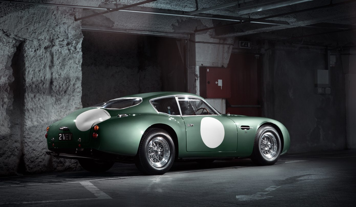 Lighter And Faster Aston Martin Db4 Gt Zagato Carlassic