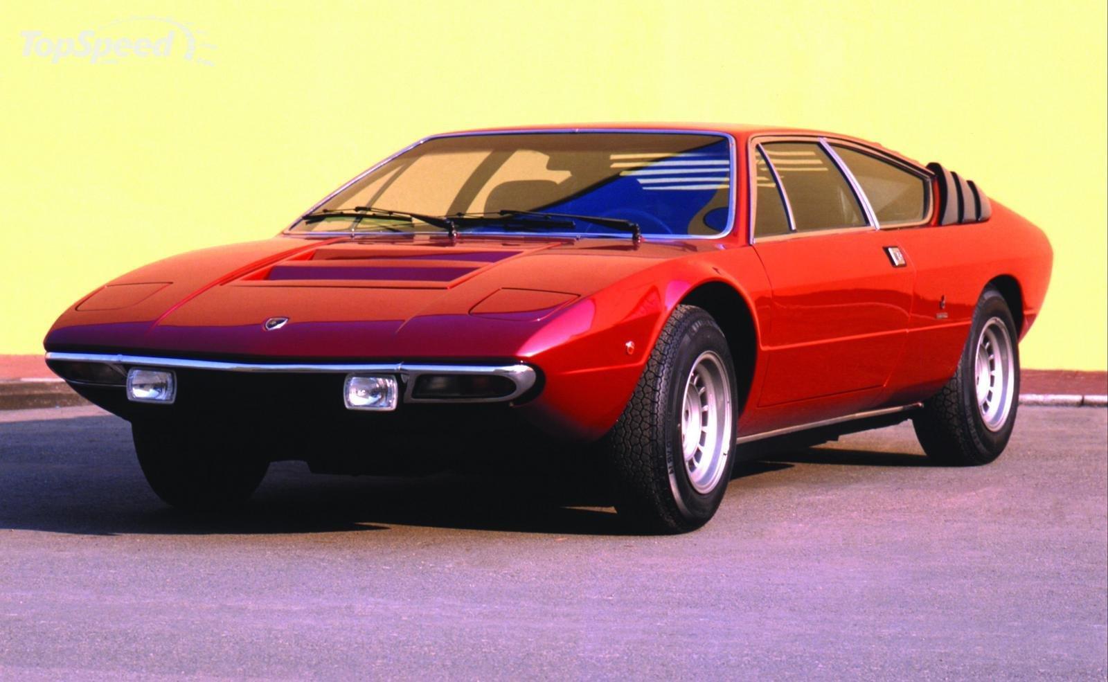 Lamborghini's experiment