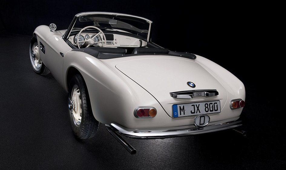 BMW 507 Elvis presley restored