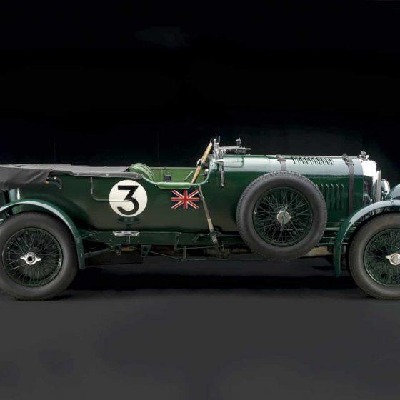 1929 Bentley 4 Litre Blower Ralph Lauren