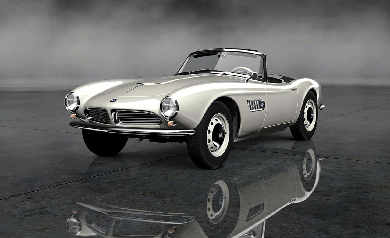 2016 Mustang Mach 1 >> The Timeless Classic BMW 507 Roadster - CARLASSIC