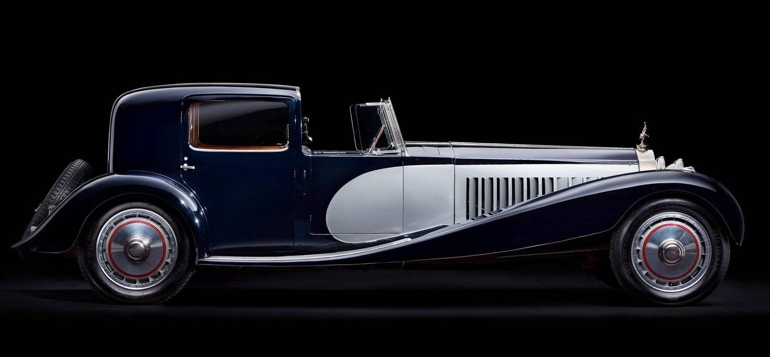 Bugatti Royale 2016 Price >> Made for Royalty the Bugatti Royale Type 41 - CARLASSIC