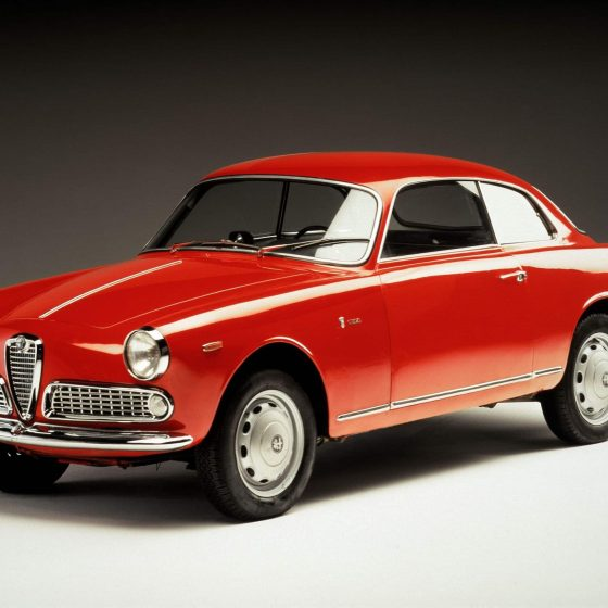 Giulia Sprint GTA