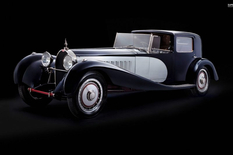 Made for Royalty the Bugatti Royale Type 41