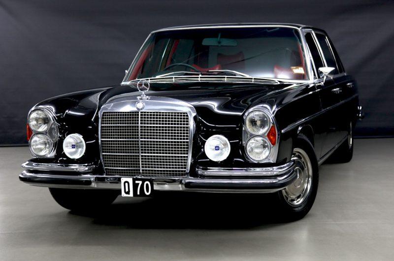 Large, Luxurious, Limousine; Mercedes-Benz 300 SEL 6.3