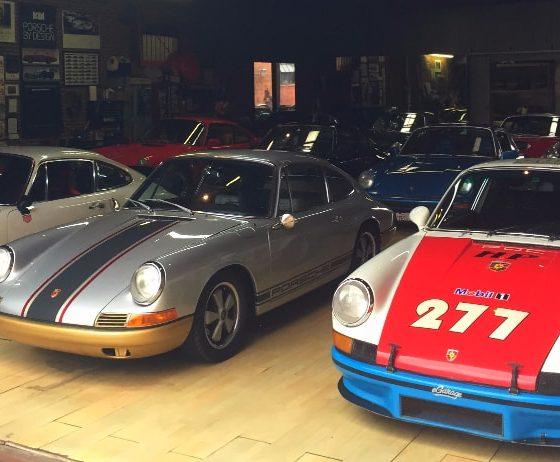 Porsche 911 Magnus Walker