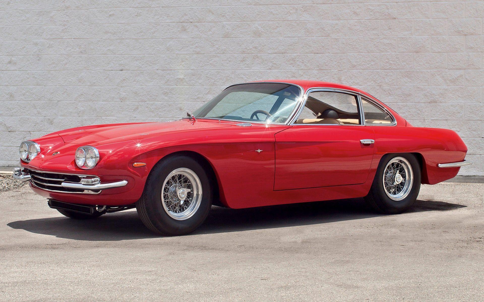 400 GT MONZA