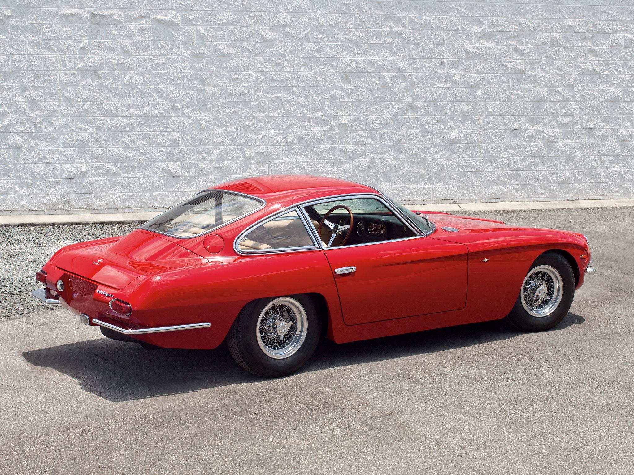Lamborghini monza