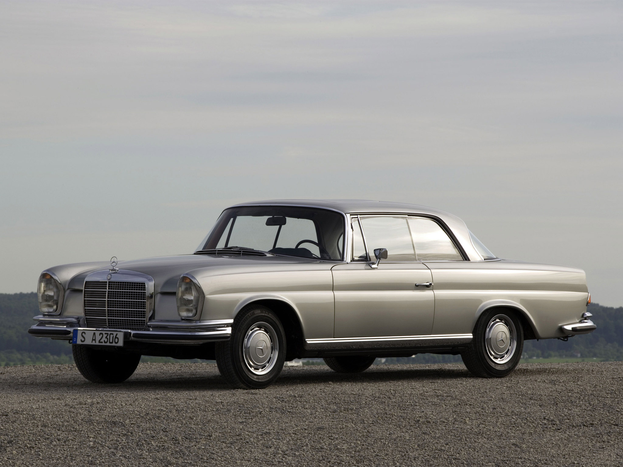 Mercedes Benz W111 Chassis Quick History Lesson CARLASSIC