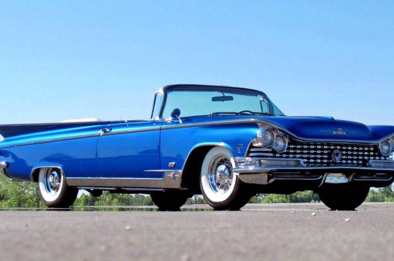Buick 59 Models, final model; Buick Electra