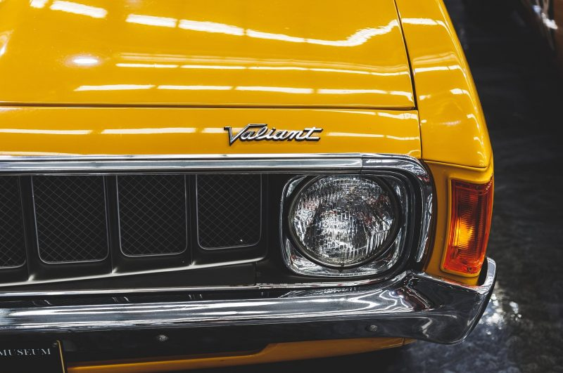 The Aussie Chrysler Valiant AP5 Sedan
