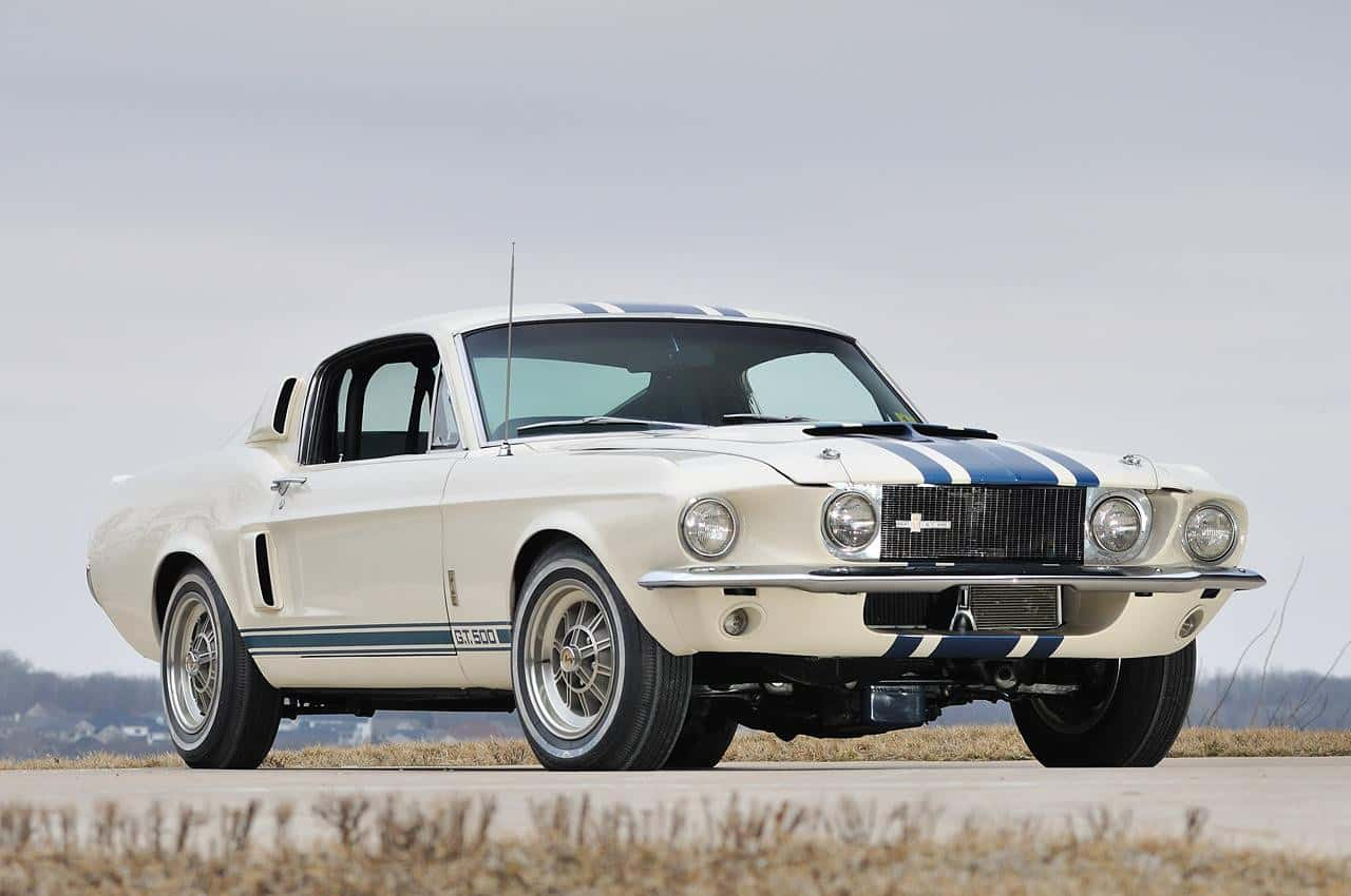Top 5 Most Expensive Muscle Cars Ever Sold - CARLASSIC
