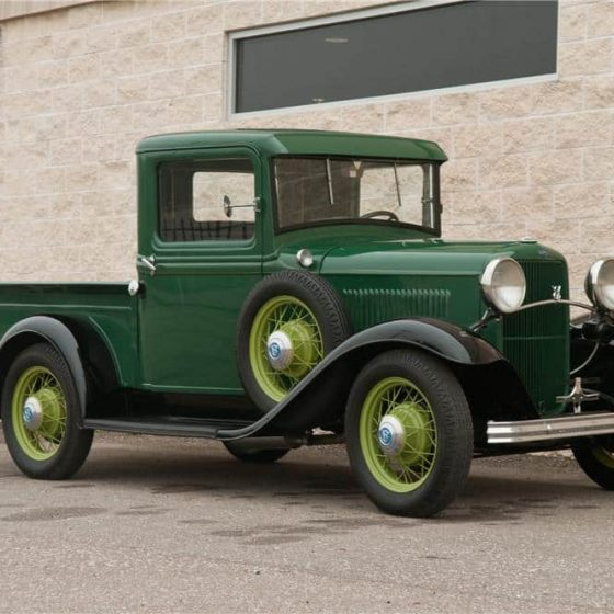 FORD 1932 PICKUP