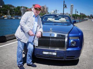 JOHN LAWS CARS