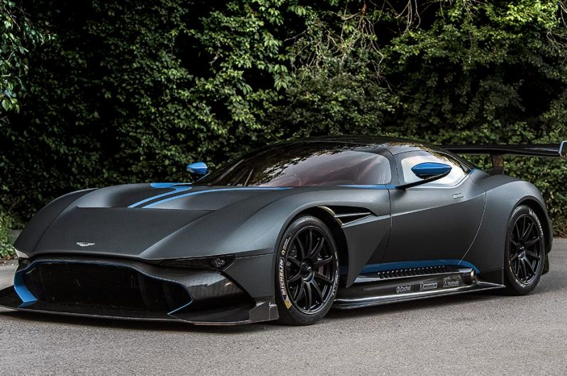 Gold Coast Man buys $4 Million Aston Martin Vulcan Hypercar