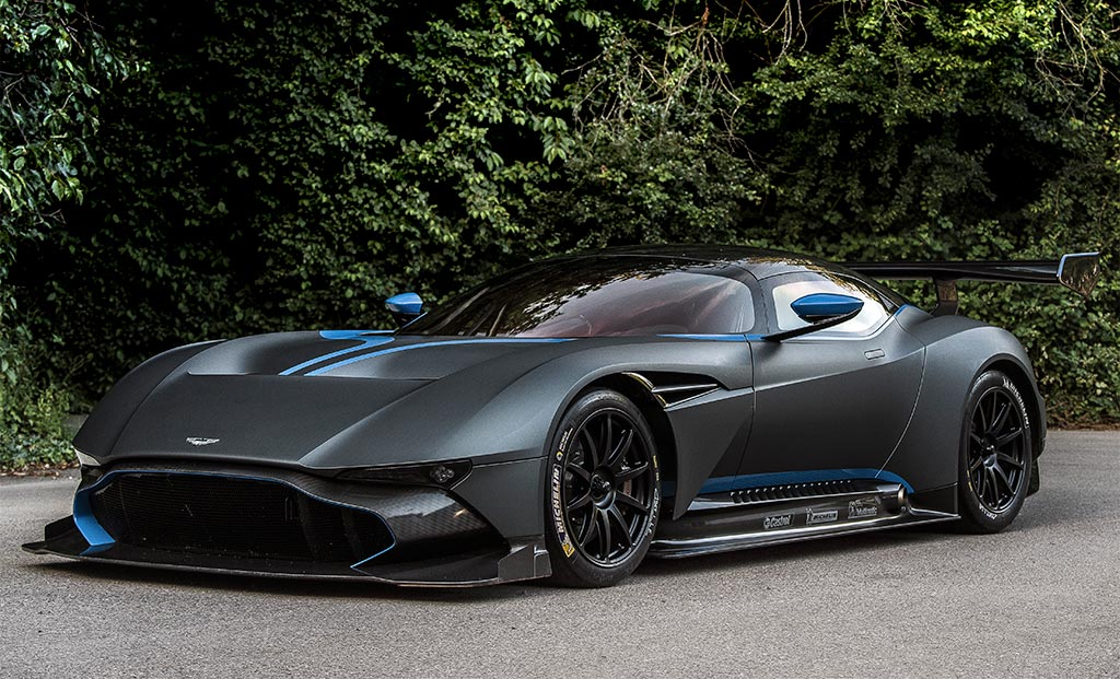 Gold Coast Man Buys 4 Million Aston Martin Vulcan Hypercar Carlassic