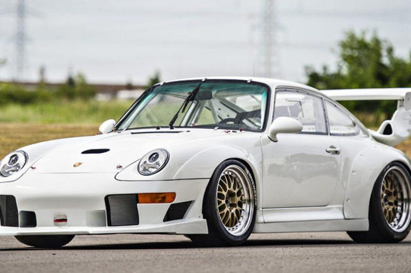 Rare Porsche 911 GT2 Evo Sells for $1.45 Million