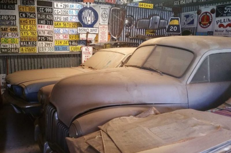 Eclectic Car Collection Found in Australia