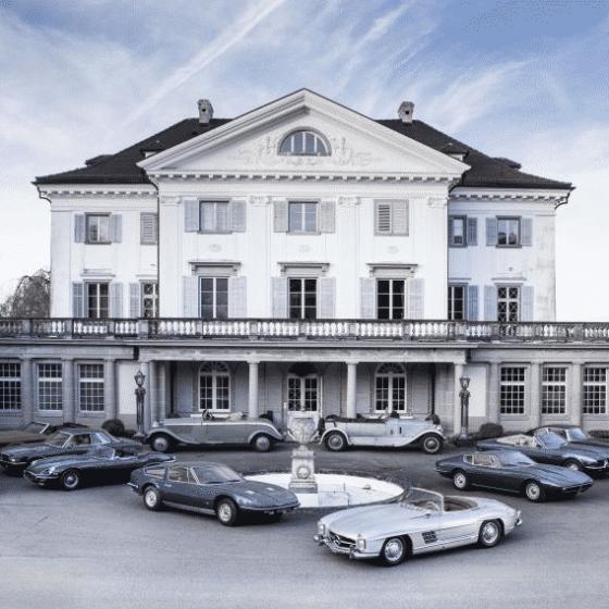 Swiss Manor House