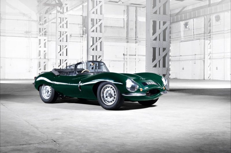 Jaguar is Rebuilding our Favourite Classics
