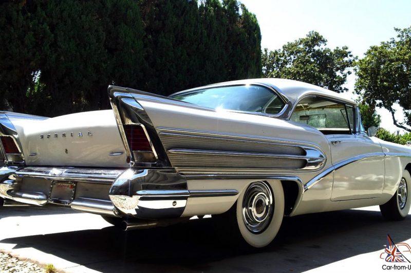 Pride and Joy Stolen – 1958 Buick Special