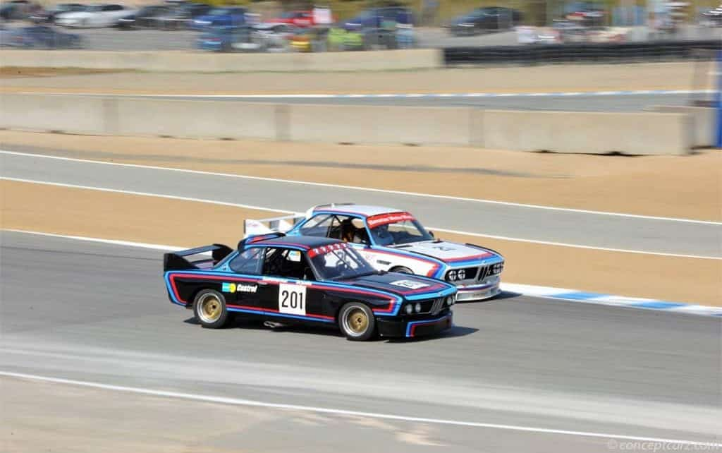 BMW RACE CAR 1970s