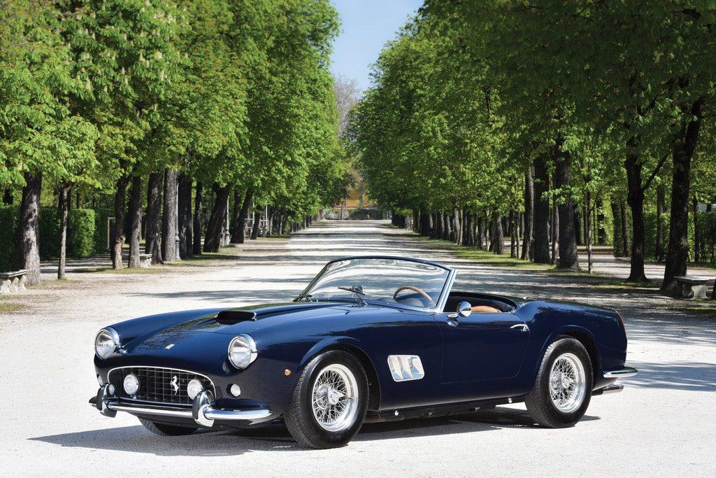 1957 Ferrari 250 GT Cali Spyder