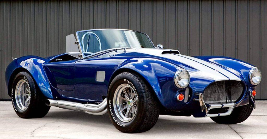Top 5 Classic Sports Cars - CARLASSIC