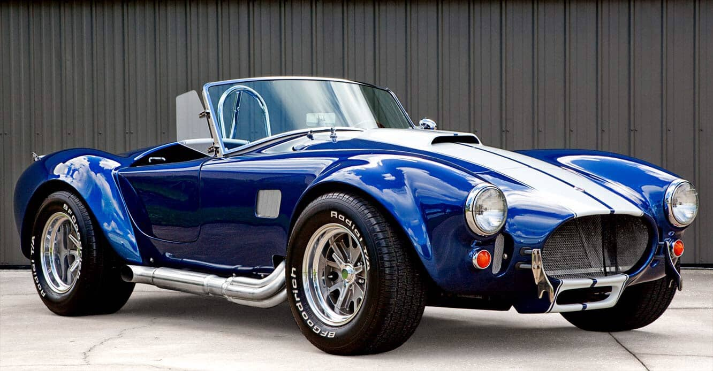Top 5 Classic Sports Cars