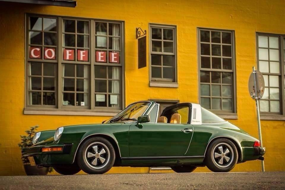 1971 Porsche Targa