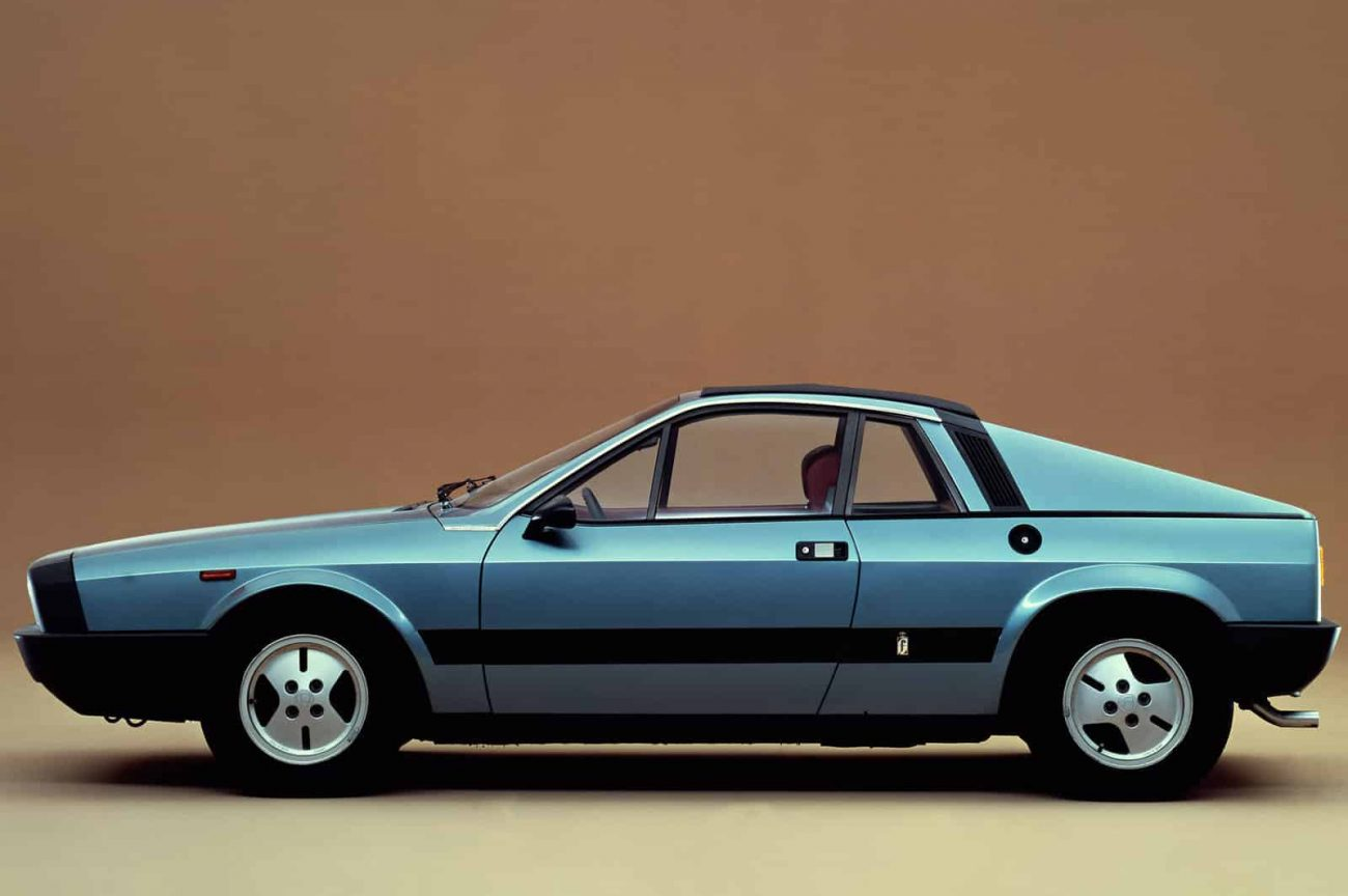 Lancia Montecarlo – the Car Designed and Developed by Pininfarina