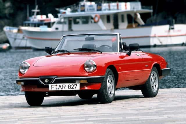 1966 Alpha Romeo Spider