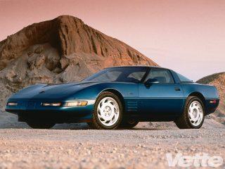 Corvette zr-1