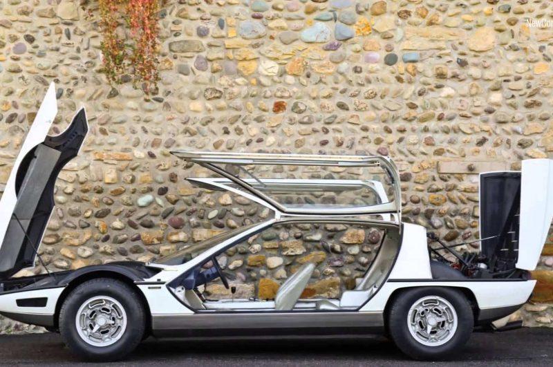 The Futuristic Lamborghini Marzal