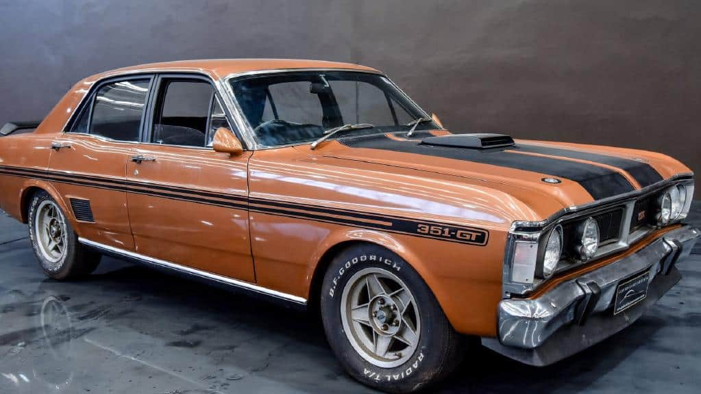 Ford And Ford Auction >> Rare Ford Falcon Up For Auction This Weekend Carlassic